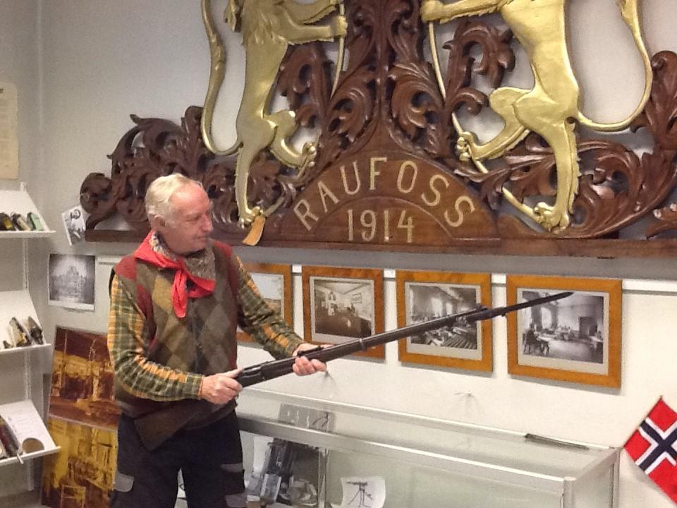 Det Utskjærte Trearbeidet fra 1914 er et OMAMENT – Industrihistorie fortalt av Jan Nesset