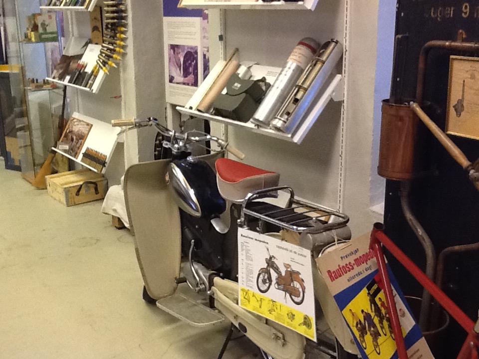 Raufoss moped