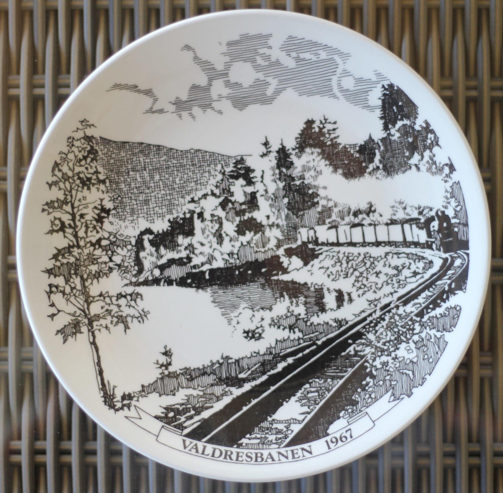 Valdresbanen 1967 – Det siste Dampdrevne Godstog på Valdresbanen