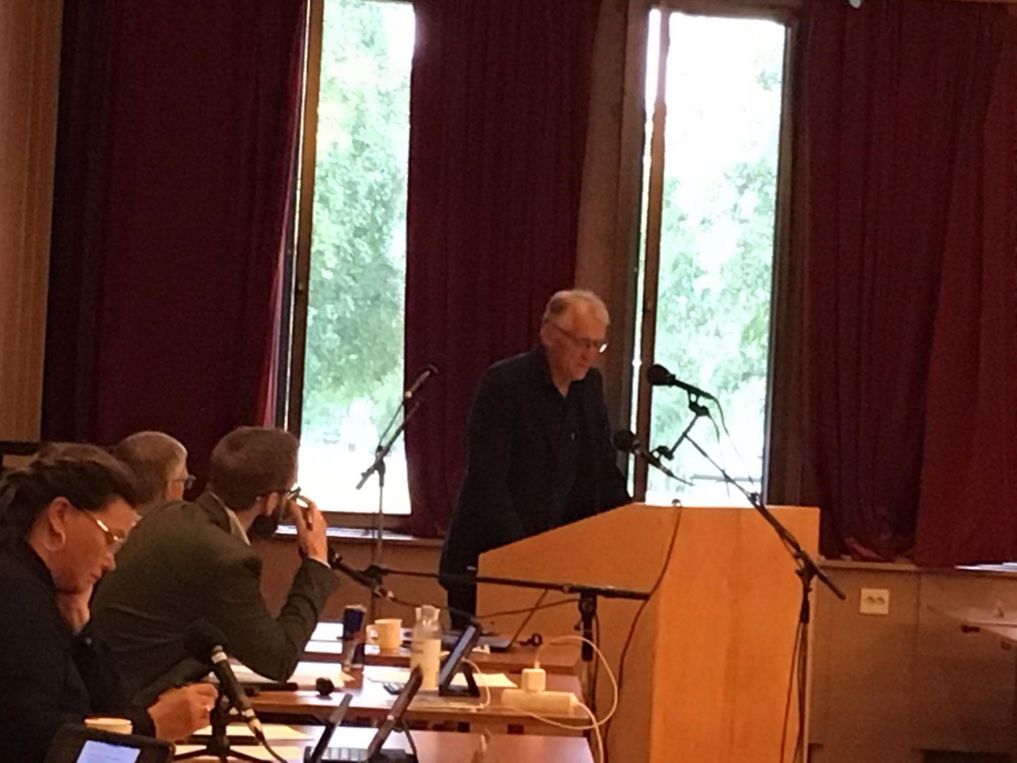 4 Kommunestyremøte fra Vestre Toten 27. august 2020